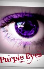 Purple Eyes by Thedreamweaver