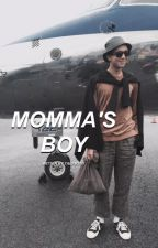 ❝MOMMA'S BOY❞ kth by TAEPUSSY