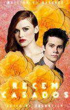 Recém-Casados ÷ Stiles&Lydia  by darkduz