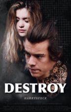 Destroy ➵ harry s.  by harrysfxck