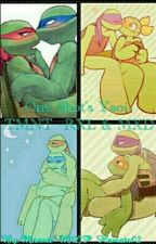 One Shot's Yaoi - TMNT by Adamiela_Guileto02