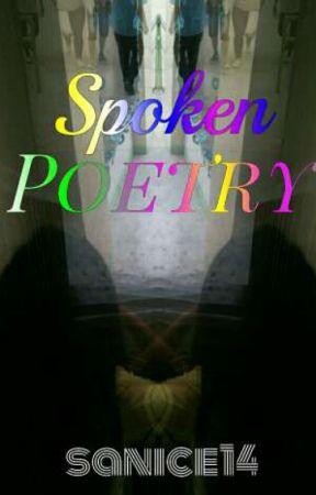 Spoken Poetry - Counting the Rain - Wattpad