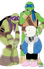 An Undertale Ninja Turtles Crossover by The_Lone_Panther