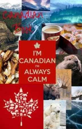 Canadian Book by yzaforbes