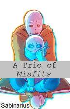 A Trio of Misfits by Sabinarius