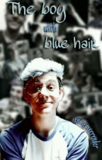"""""""The boy with blue hair"""" [Tythan 