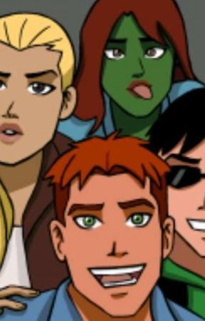 Young Justice College AU (HOLD) by youngjusticeship