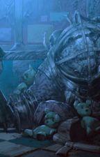 Big Daddy Male Reader X Bioshock by huggablepanda341