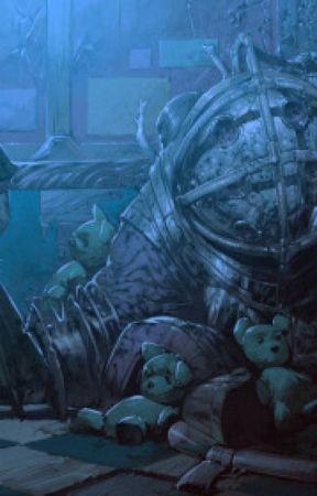 Big Daddy Male Reader X Bioshock Some Familiar Faces
