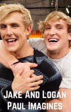 Jake and Logan Paul Imagines-REQUEST CLOSED-Catching Up by imastrangerthang