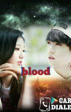 Blood Yeinkook and Bangzly   by krystal27kpop