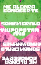 ✘✘**COMIC SONGMERERALD✘✘** ✿ME ALEGRA CONOCERTE✿ by yiupopstar456