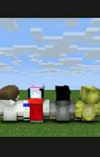 4Brothers Minecraft Indo Fanfict by AhraChaan