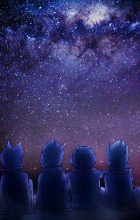 Galaxy Soulmate AU by SkyUpshur