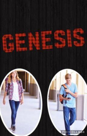 Genesis [never-ending] by sahandlegbooks