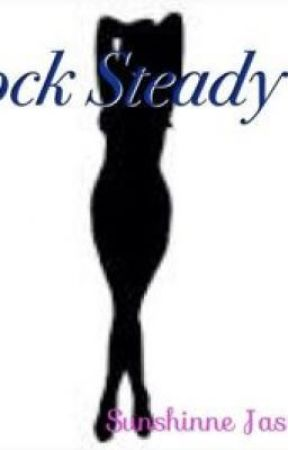 Rock Steady by sunshinneco