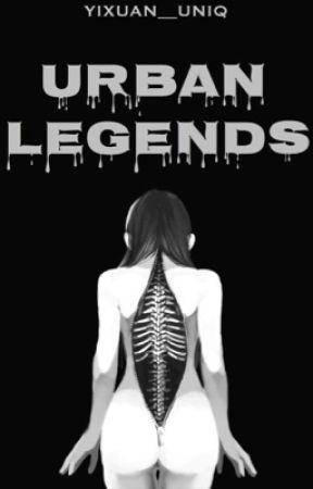 Urban Legends by Yixuan__Uniq