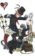 what the FUDGE happend? (black butler fan fic) by egyptlover