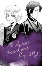 A Spider's Intentions || Claude x Alois || by bipolarearl__
