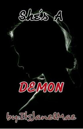 She's A Demon by ItsJanelMae