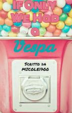 If Only We Had a Vespa by Micole1700