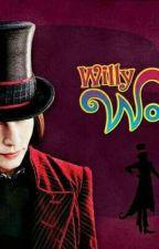 Wonka's Adopted Daugter by velvita17