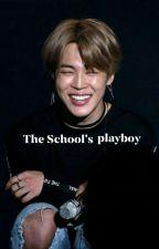 The School's Playboy (Greek Fanfiction) (BTS Jimin)  by MyLifeChristinKPOP