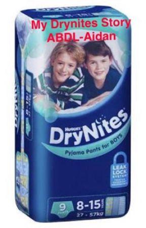 My Drynites Story by xX-Isaac-Xx
