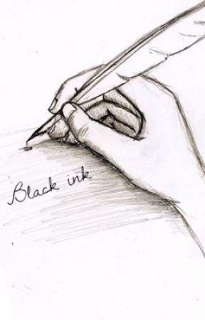 Black ink by MiniMac337