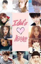 [ short fic] [Gotpink] Idol's love by kai1803