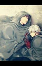 My lover's a ghoul (KanekiXAmon)  by fallenangel176