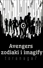 Avengers: zodiaki i imagify by Sweet_Love_Ledger