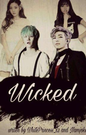 Wicked ||°•m.yg and k.nj•°|| by BlackPrincess_x3