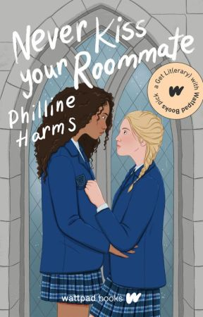 Never Kiss Your Roommate (girlxgirl & boyxboy) by writing00introvert