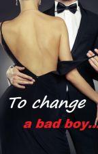 To change a bad boy... by Monika_Panda01