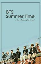 BTS SUMMER TIME by bangtansqd