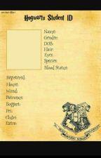 Mein Harry Potter steckbrief by snoeplhei