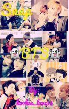 Snap des BTS  by suga_love33