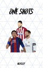 One Shoots - Fútbol by weasley-atm