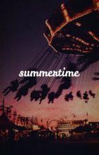 summertime by keanubaby