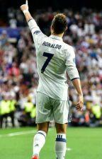 Tides  Cristiano Ronaldo  by bluemorata