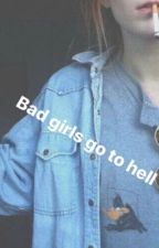 Bad girls go to hell  by Julciak_003