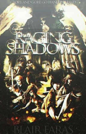 Raging Shadows [Percy Jackson] REWRITE by -somerandomdemigod