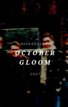 October Gloom by 90sNapoleon