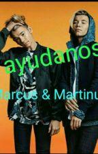Ayudanos- Marcus & Martinus by betymac