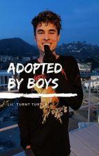 Adopted By Boys by smolBabyLuna