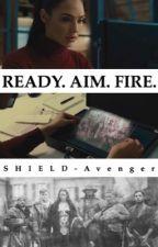 Ready. Aim. Fire. ➢ Diana Prince by SHIELD-Avenger