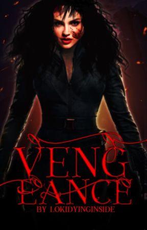 Vengeance | Wanda Maximoff by lokidyinginside