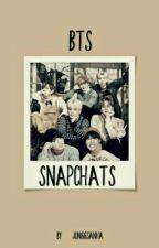 BTS Snapchats by JunggSanha