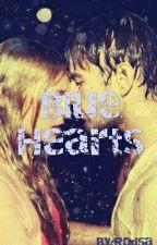Blue Hearts by Rodsa_